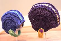 Hats, caps (crochet, knitting, sewing)