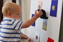 Baby creative play