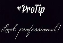 Pro-Tip