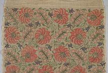 Çevre ve yağlıklar(Ottoman embroidery)