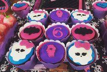 Cupcake Monter High