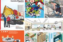 Wonman Kim / Lemonade Illustration Agency / Wonman Kim is represented worldwide by Lemonade Illustration Agency. Lemonade is multi-disciplined Artist Agency representing over 125 leading illustrators. This is just a small selection of images from the illustrator's portfolio.