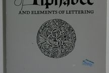 """GOUDY - """"The Alphabet and Elements of Lettering"""" - 1918 / Goudy - The Alphabet and Elements of Lettering - 1918 (letters J K M are missing, sorry. )   #GOUDY #TYPOGRAPHY"""