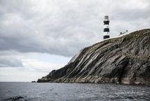 Phares sur les côtes Celtes