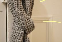 écharpe pour ado