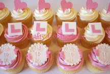 Hen party cakes