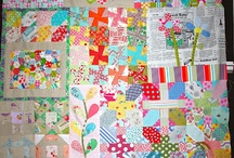 Quilty Sampler / A collection of sampler quilts!