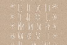 Fonts / by Kate Garey