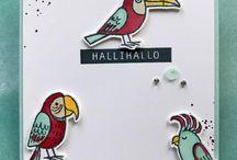 Grußgezwitscher  - Bird Banter Stampin Up