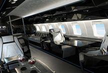 Flight interiors