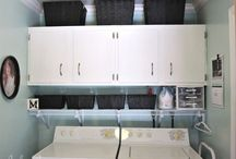 Laundry room / by Sally McWilliams