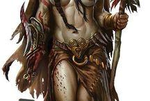 Female Shaman