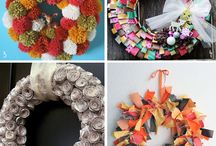 Wreaths / by Abby W Todd