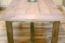 Spisestue / DIY dinnertable