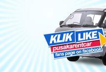 Pusaka Promote / Rental Mobil Surabaya dengan brand Pusaka Rent Car memberikan solusi terbaik bagi yang membutuhkan sarana transportasi. #SewaMobilSurabaya