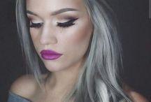Granny grey colors