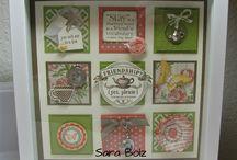 """""""littles"""" stamped samplers"""