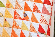 Quilts and Blocks / Quilts and blocks that inspire - patterns, colors, quilting, etc.  Some tutorials included.