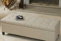 Furniture Ottomans
