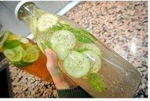 boisson santé et/ou brule graisses