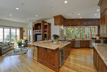 open concept / by Denise Jacquart