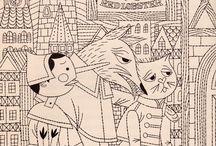 pinocchio illustrations