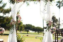 decoracion matrimonio aire libre
