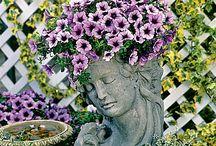 Garden beauty / The secret of any garden's beauty is in the creator's effort and love.
