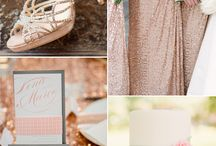 Wedding Themes | Rose Gold