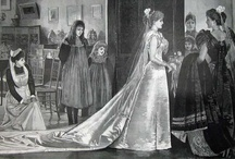 Ladies and Their Maids