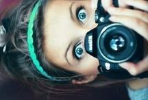 Идеи для фото с фотоаппаратом