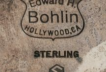 Edward H. Bohlin / The Bohlin brand is iconic western style. Famous for the craftsmanship as well as the stars that wore it. Hopalong Cassidy, the Lone Ranger, Roy Rogers, and the Cisco Kid just to name a few. Edward H. Bohlin was known for custom silver and gold embellishments on one-of-a-kind pieces. Like Western-styled buckles, spurs, scarf slides, jewelry, fine watches and don't forget the parade saddles.