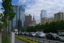 Warszawa w moich fotografiach