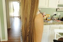Hairstyles / by April Jones