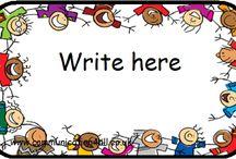 TUTORIA / Idees per organizar la classe.