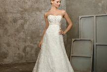 Svatební šaty Mori Lee / svatební šaty Mori Lee Fajnsvatba Buštěhrad