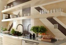 Interior Ideas: Walls + Floors / by Lee Henderson