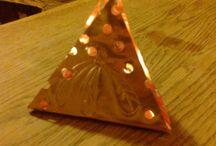 TetraMap creative activities / Having fun and getting creative with TetraMap and tetrahedra shapes