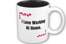 HOME - Working at Home / by Kimberly Henrie