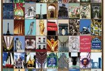 Naomi Art / De collage schilderijen van Naomi Art zijn inmiddels zeer bekend maar nog altijd een geweldige decoratie. Leuk detail, je kunt kosteloos drie eigen foto's toevoegen! Ons Naomi Art ovezicht vindt je hier:  http://www.pogo-designshop.nl/categorie/schilderijen.html