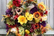 Tuscan Wreaths - French Country Wreaths