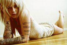 inking about it / by Jenna Gavin