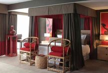 Asian-Inspired Bedrooms / by PagodaRoad