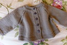 tricots enfants