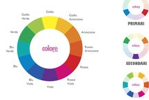 colour theory basics - TRIADIC