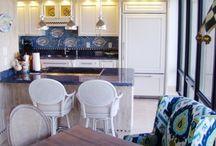Interior Design~Kitchens / Kitchen Designs and Ideas