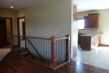 Projet réno cuisine-escalier