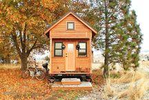 Tiny House Movement / by Tumbleweed Tiny House Company