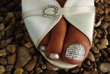Toe nail arts / Board for for great nail arts and awesome designs