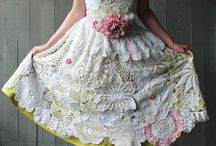 robe de mariée recyclée